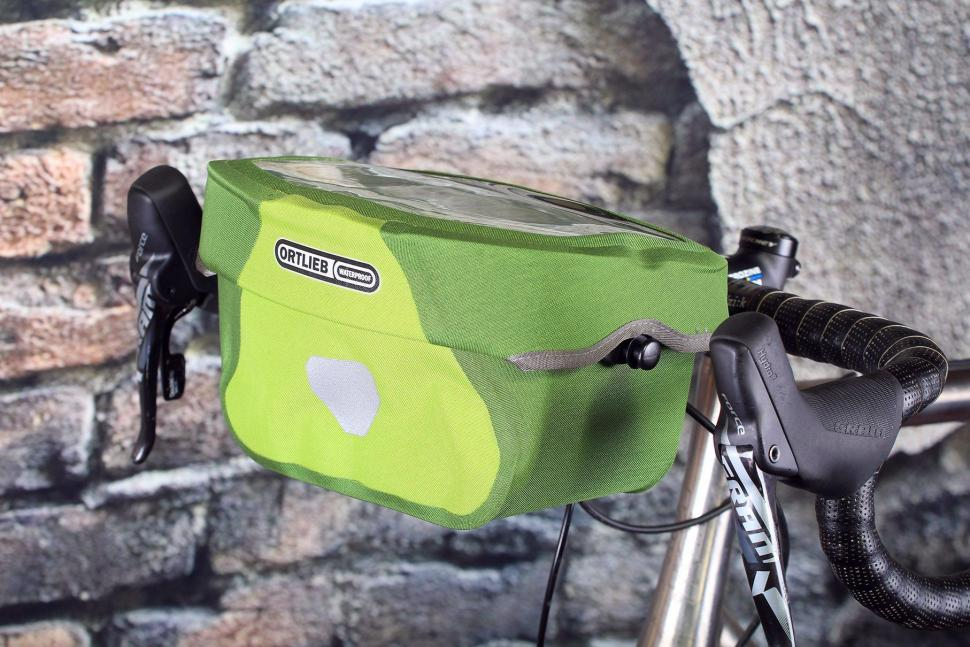 Every Cycle Tourist Needs A Good Bar Bag The Ultimate6 S Plus Offers Something Little New In Ortlieb Range But Adding To Its Function On Bike