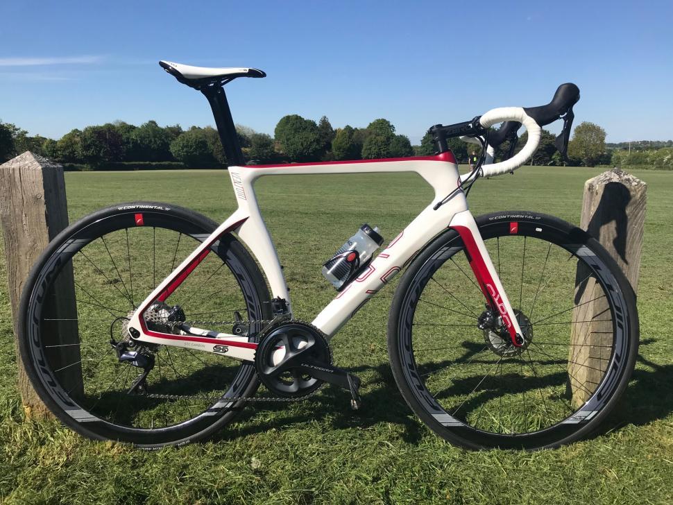 Orro Venturi first ride full bike - 1.jpg