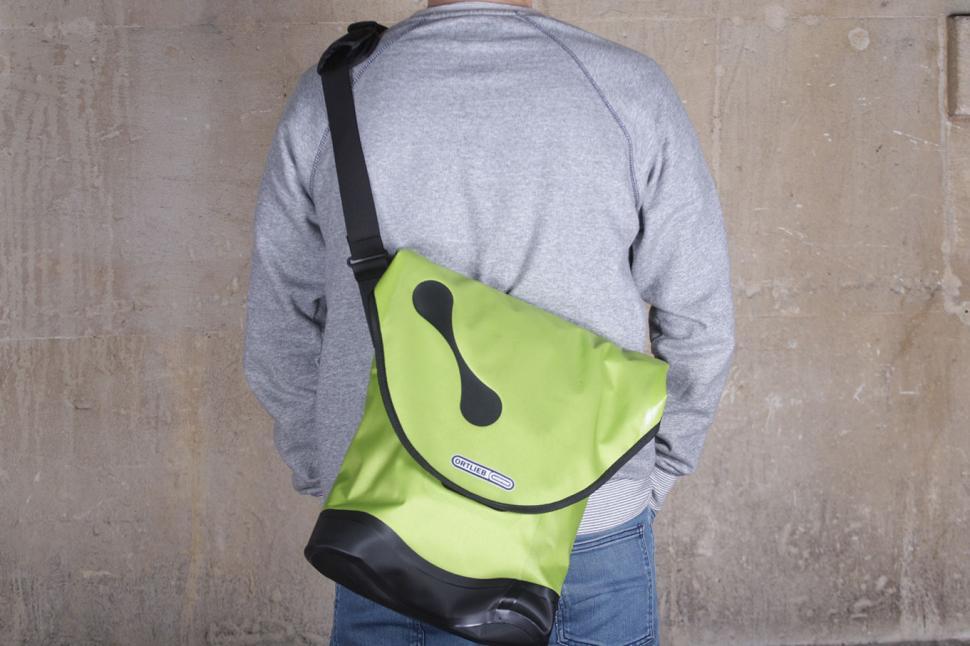 Ortlieb City Bike QL3 Pannier and Shoulderbag - worn as a bag.jpg