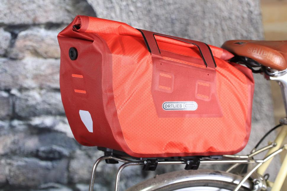 Review Ortlieb Trunk Bag Rc Road Cc
