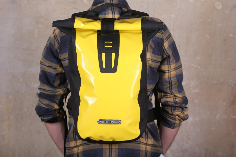 b395ff49402 Review: Ortlieb Velocity Backpack | road.cc