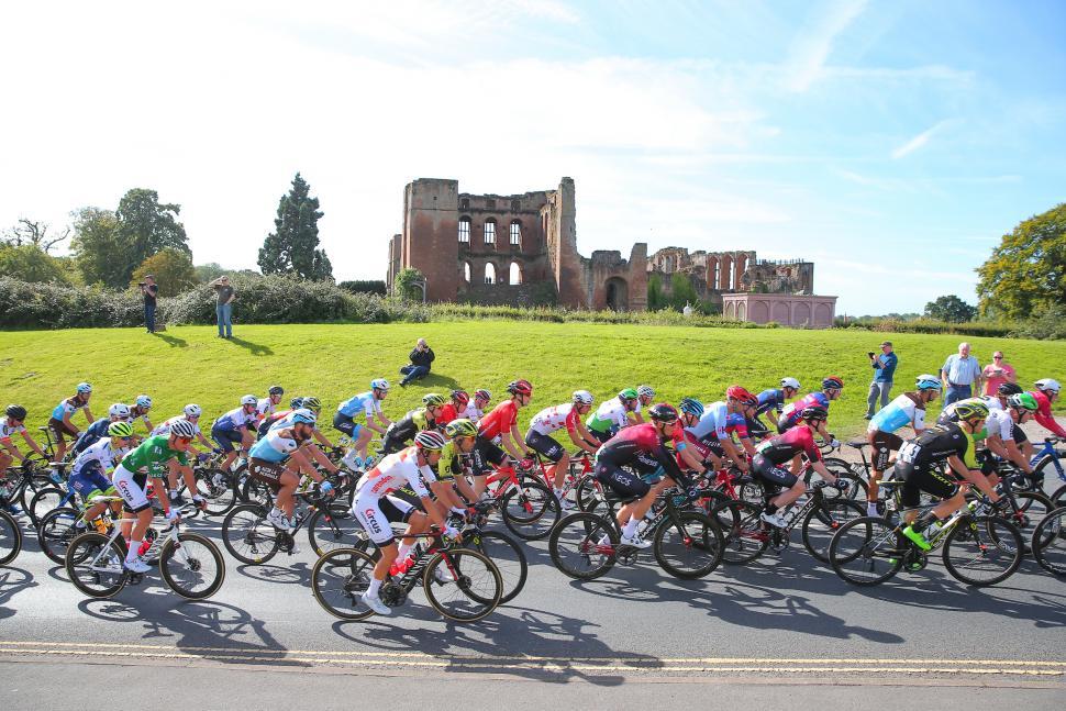 Ovo Energy Tour of Britain 2019 in Warwickshire (picture Alex WhiteheadSWPix.com).JPG
