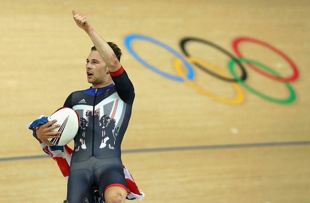 Owain Doull after winning gold in Rio (copyright Britishcycling.org_.uk).jpg