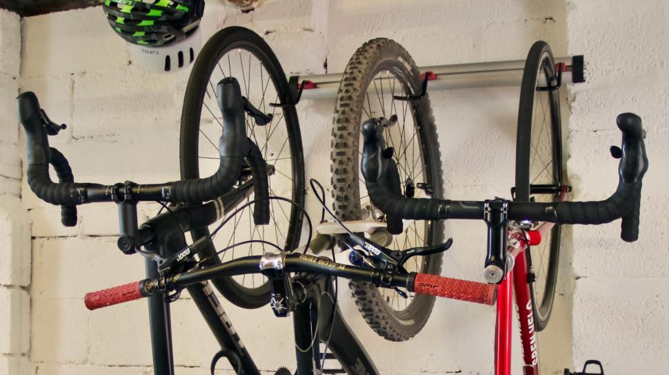 Wall Mount Bike Rack Hanger Garage Storage Vertical Bicycle Hook for Indoor Shed