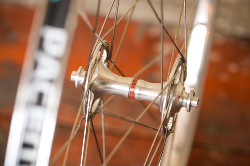 Pacenti Cycle Design Brevet Wheel Set - front hub 2.jpg