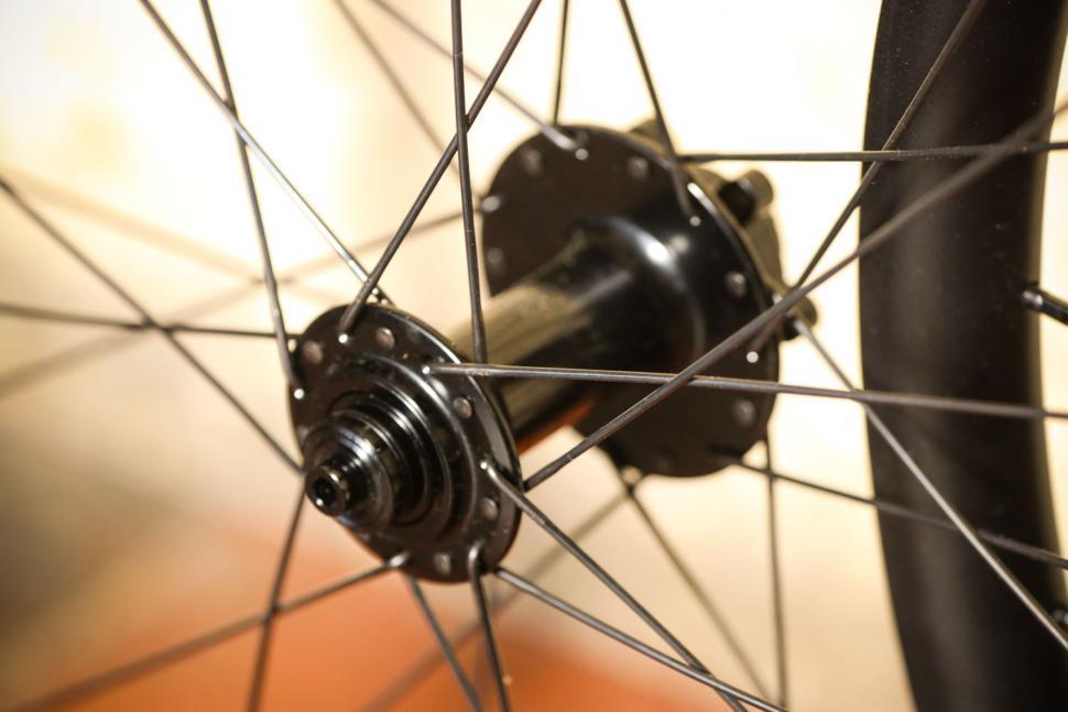 "Ritchey MTB Bike Snap-On Rim Tape Set 27.5/"" x 20mm Black One-Pair 650B"