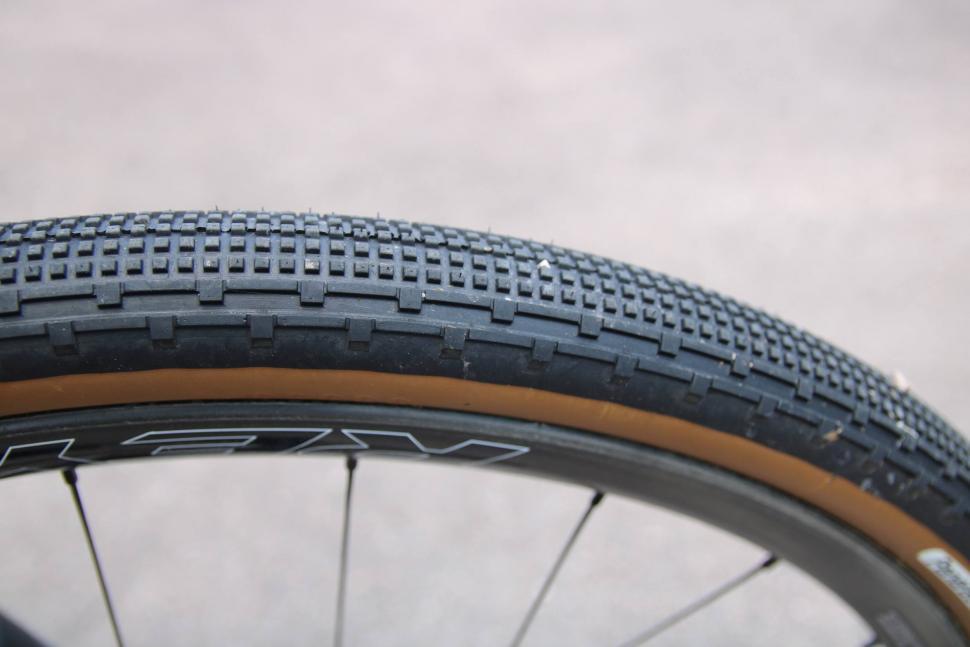Panaracer Gravelking SK Bicycle Gravel Tire 700x38C Folding Tubeless Clincher