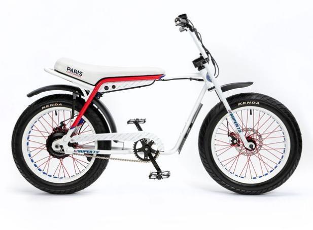 paris saint germain e-bike 2