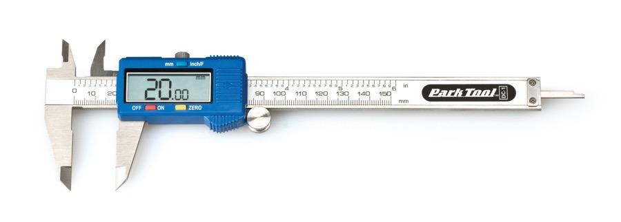Park Tool DC-1 digital calliper - 1