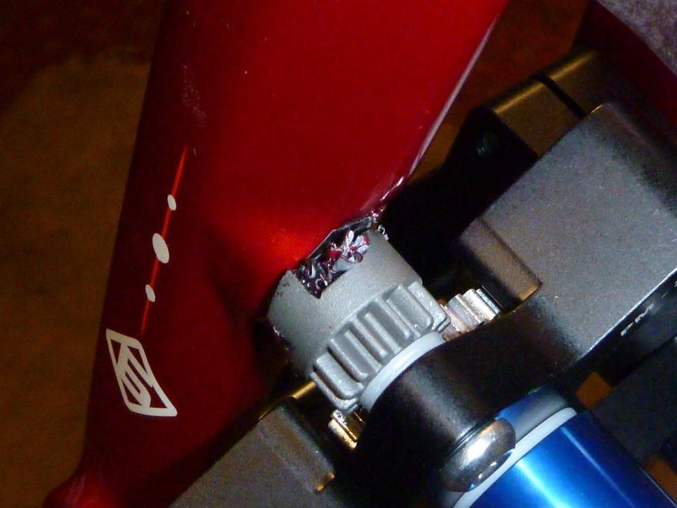 Park Tool DT5.2 Disc Brake Mount Facing Set - first cut.jpg