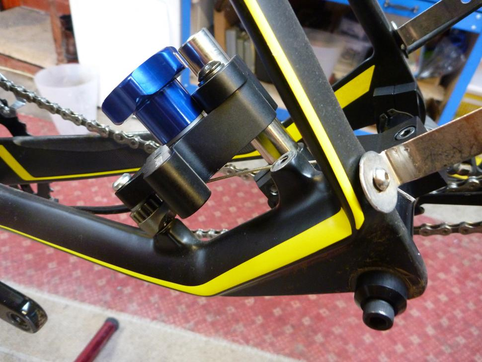 Details about  /Bike Disc Front Pad Rear 140-203mm Caliper Cycling Down Hill Practical