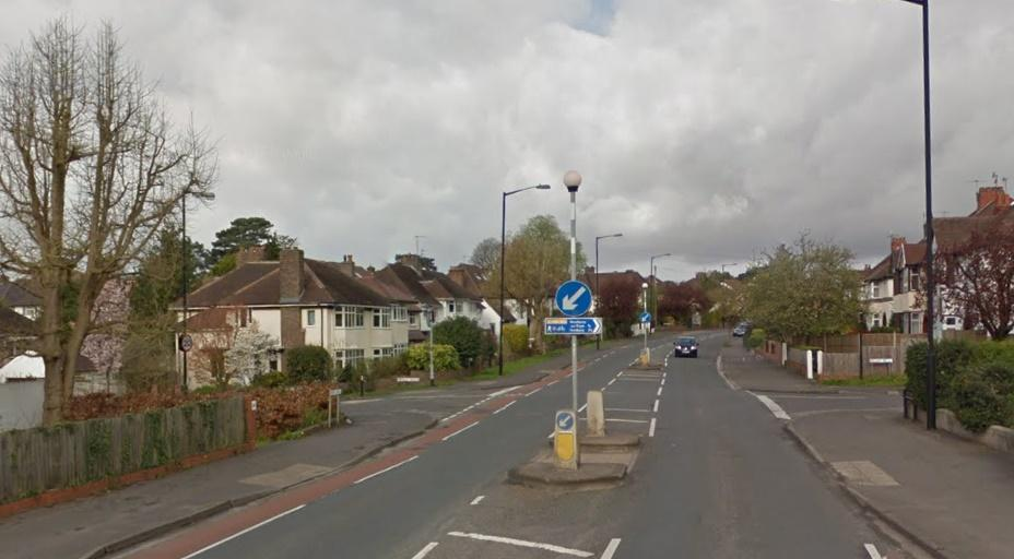 Parrys Lane, Bristol (via StreetView)