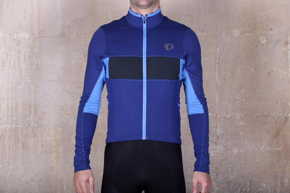 Electric Blue Size Medium PEARL IZUMI MEN/'S Elite Thermal Cycling Jersey