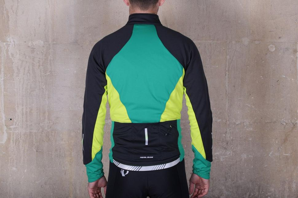 Pearl Izumi Elite Pursuit Softshell Jacket - back.jpg