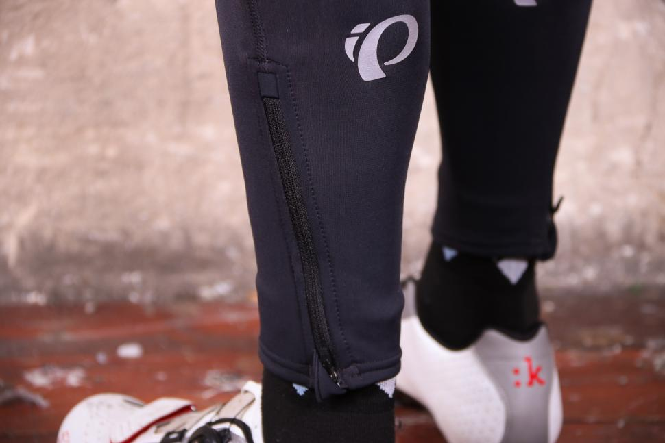 Pearl Izumi Elite Thermal Leg Warmers - zip.jpg