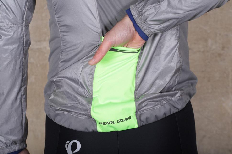 Pearl Izumi Pro Barrier Lite Jacket - pocket back.jpg