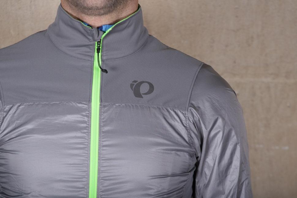 Pearl Izumi Pro Barrier Lite Jacket - shoulder.jpg