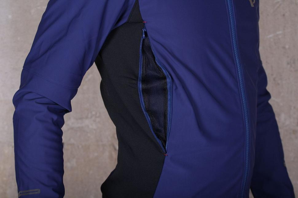 Pearl Izumi Pro Escape Softshell Jacket - vent.jpg