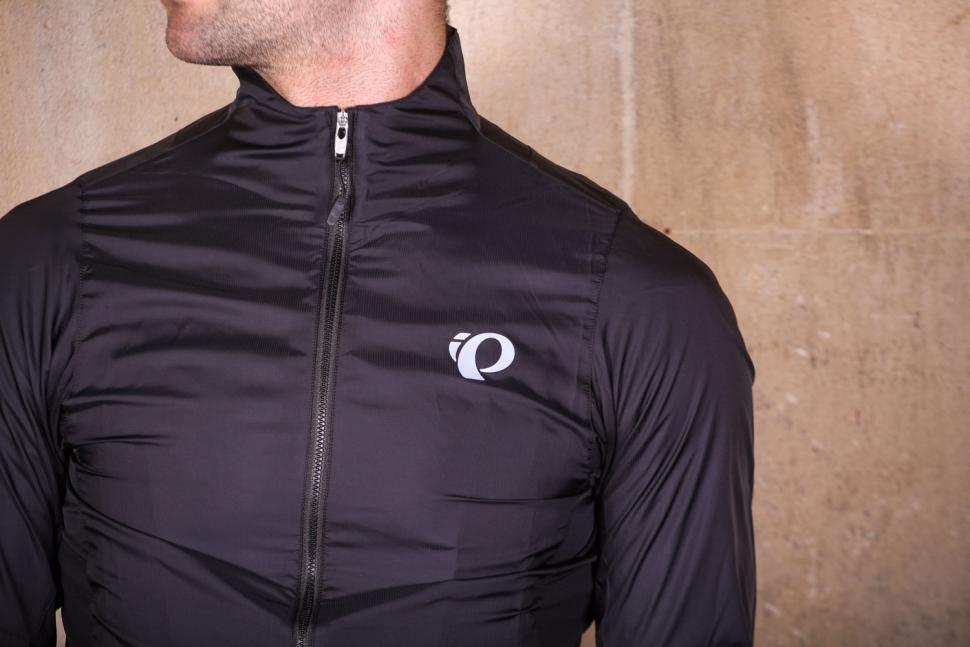 Pearl Izumi Elite Pursuit Hybrid jacket - chest