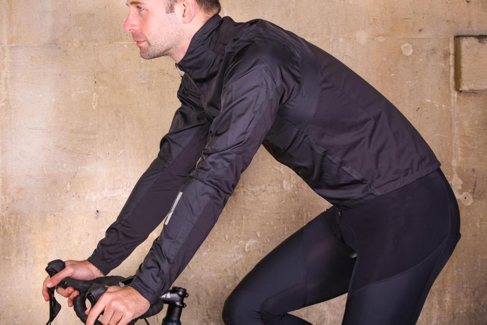 Pearl Izumi Elite Pursuit Hybrid jacket - riding