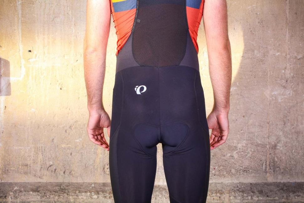 Pearl Izumi Pursuit Hybrid Cycling Bib Tight - back detail.jpg
