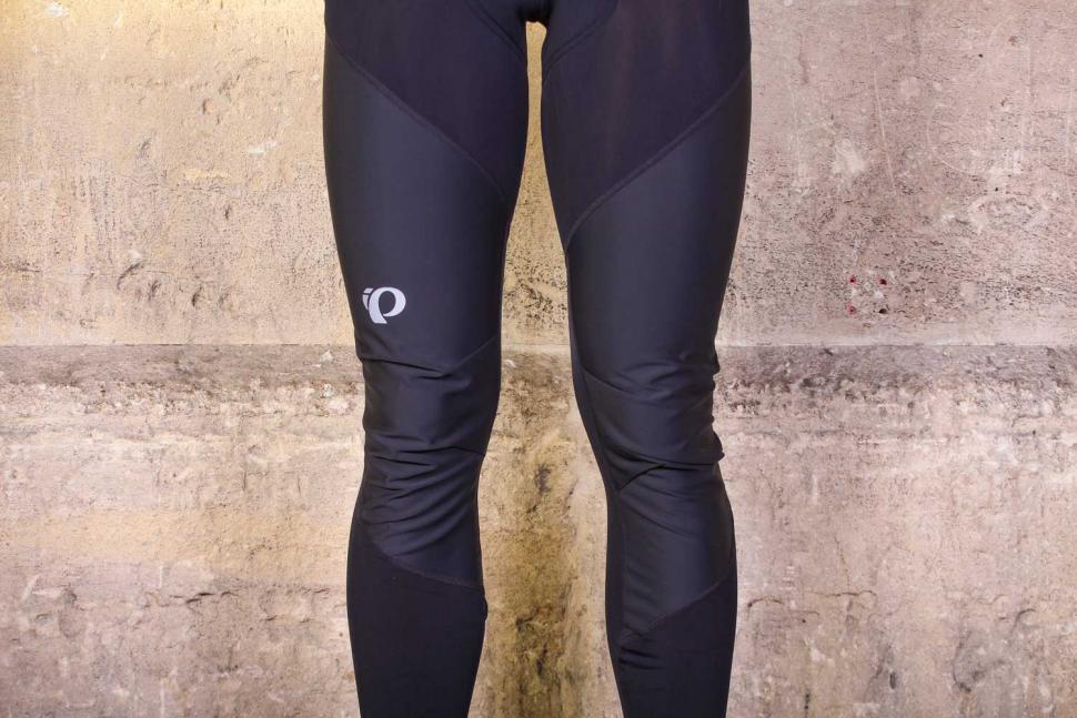 Pearl Izumi Pursuit Hybrid Cycling Bib Tight - knees.jpg