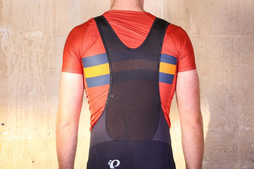 Pearl Izumi Pursuit Hybrid Cycling Bib Tight - straps back.jpg