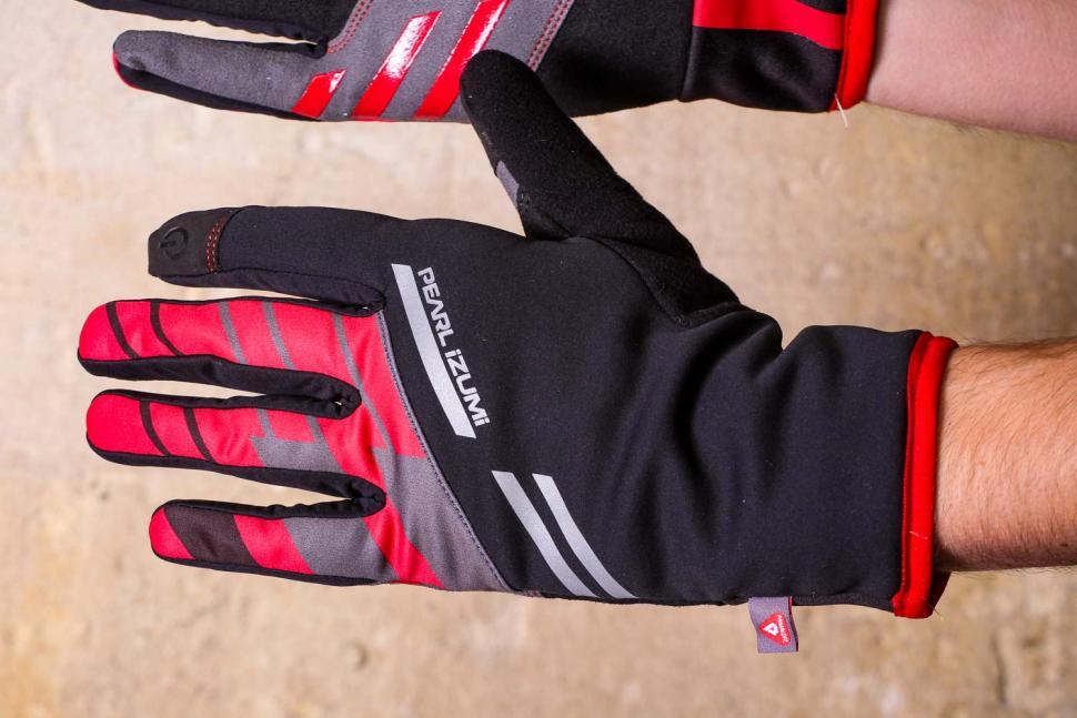 Pearl Izumi Unisex Pro Softshell Lite Gloves - back.jpg