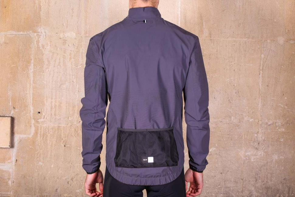 PEdAL ED Hikari Reflective Shell Jacket - back.jpg