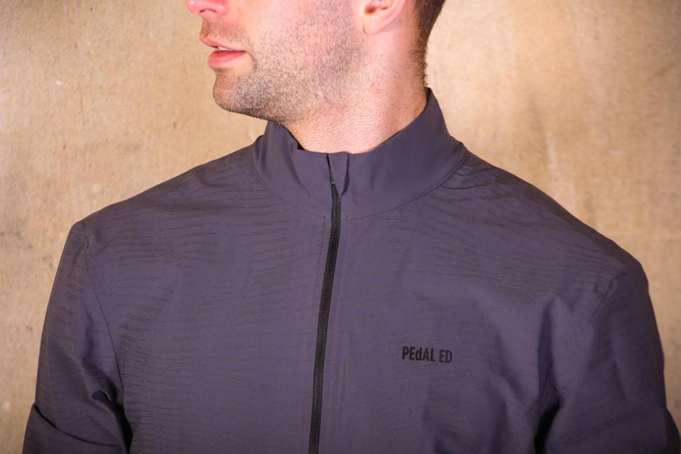 PEdAL ED Hikari Reflective Shell Jacket - chest.jpg