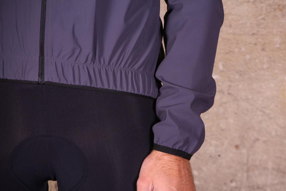 PEdAL ED Hikari Reflective Shell Jacket - cuff.jpg