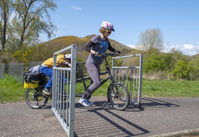 Pedal on Parliament chicane challenge 2 (credit Iain Jack).jpg