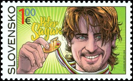 Peter Sagan 1 euro stamp.png