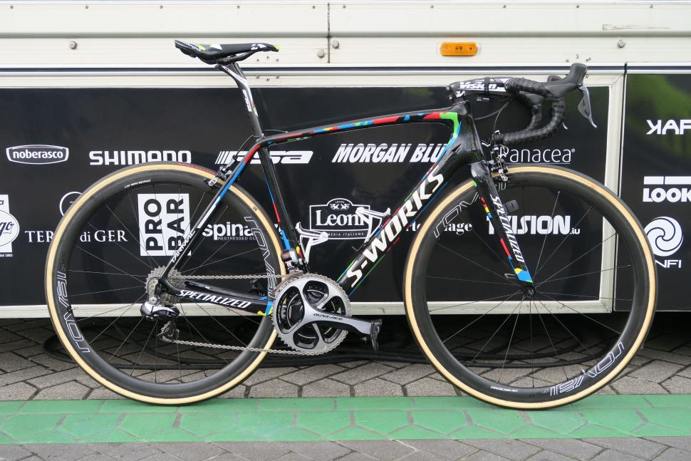 Pro Bike Peter Sagan S Tour Of Flanders Specialized
