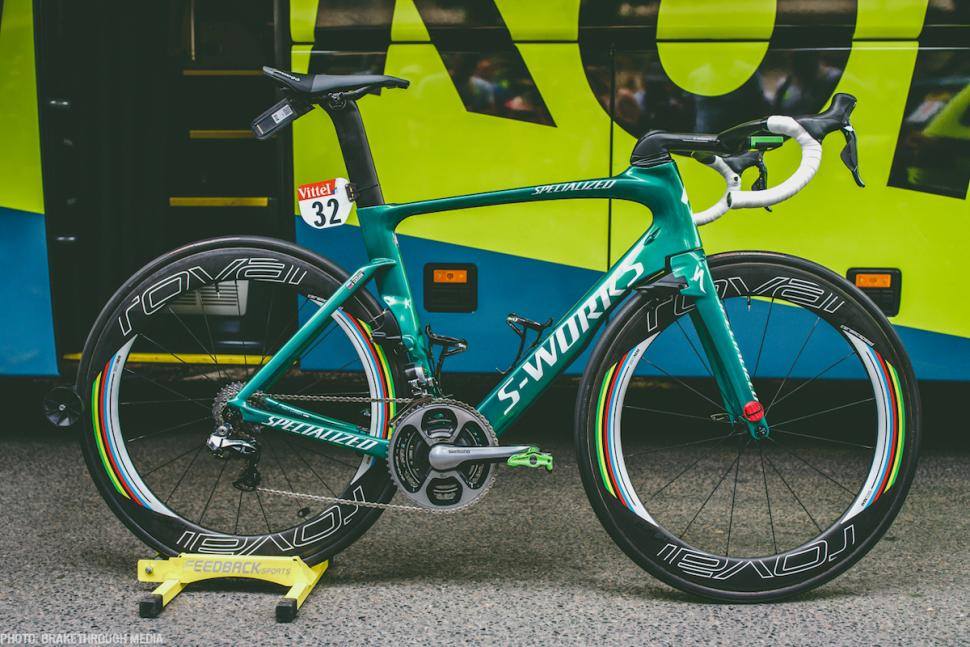 Specialized to sponsor Peter Sagan s new BORA – hansgrohe team in 2017 03a4f5f00
