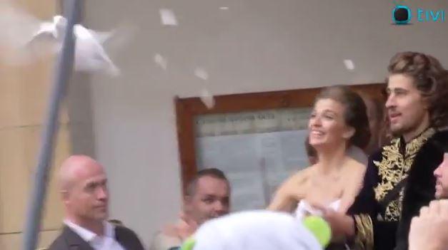 Peter Sagan wedding Tivi YouTube still.JPG