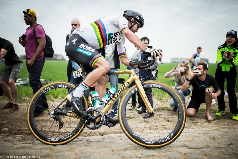 Peter Sagan's Paris Roubaix race-winning bike among unique models stolen in 0k heist at Specialized HQ