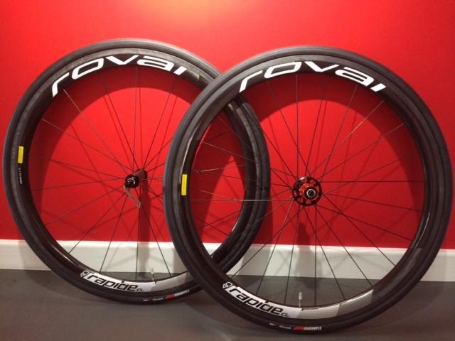 Roval Rapide Clx 40 Carbon Road Wheelset 11 Speed