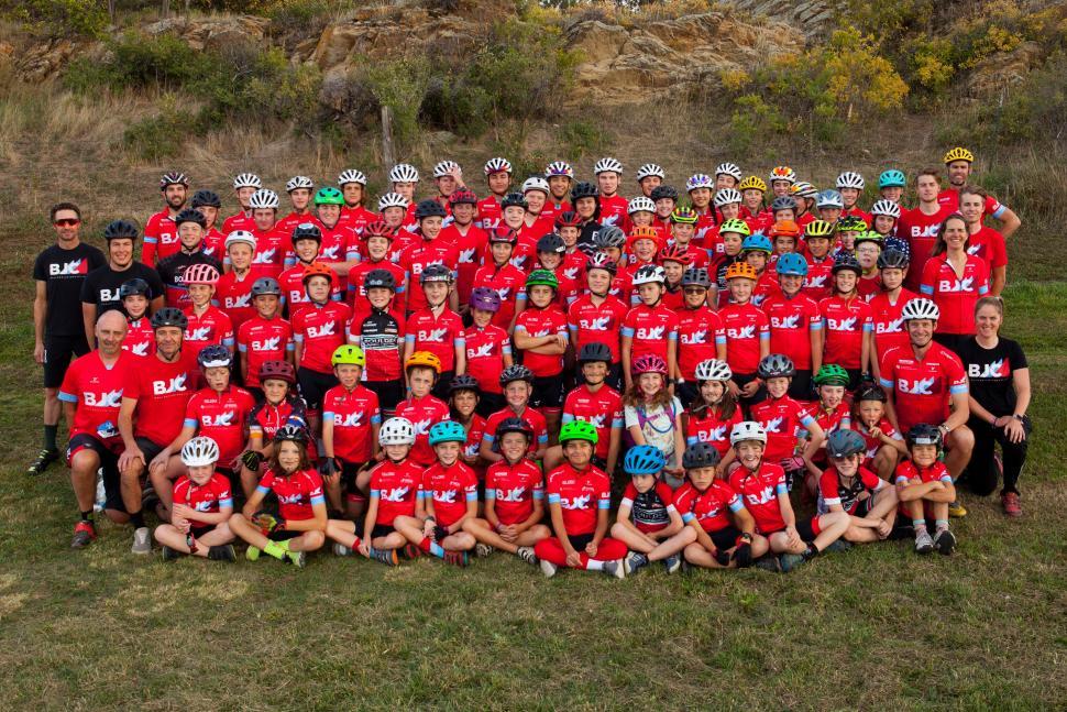 Rapha Foundation - Boulder Junior Cycling