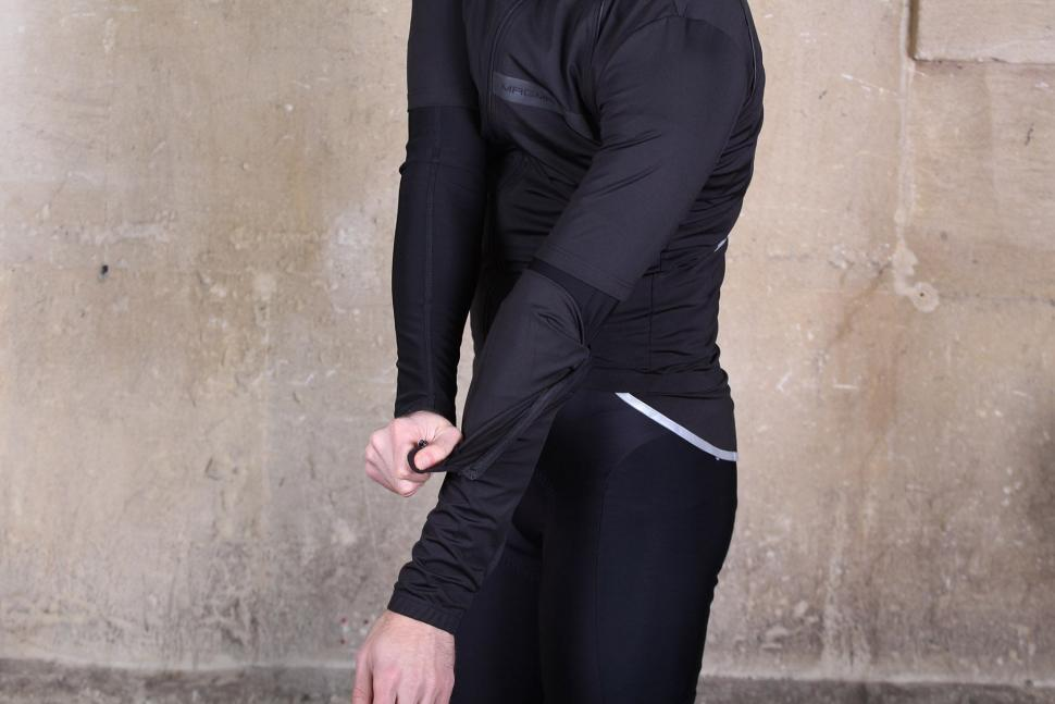 Planet X 365 Magma Convertible Jacket - unzipping sleeve 2.jpg