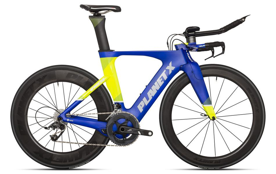 Planet X launches new EXO3 time trial bike - prices and photos