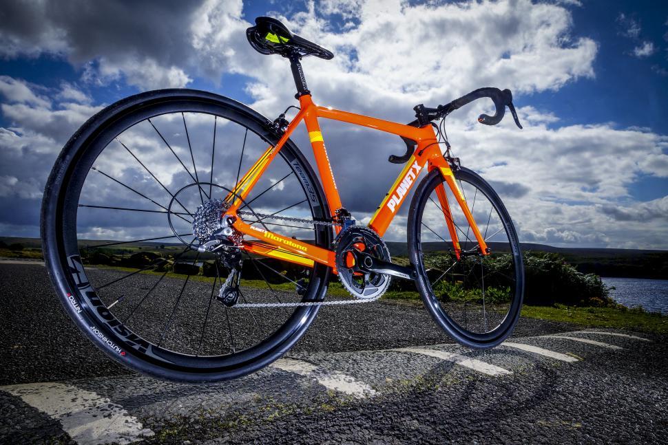 planet x carbon road bike