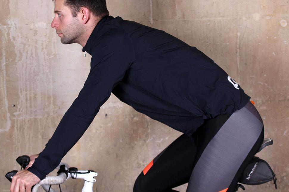 Poc Fondo Splash jacket - riding.jpg