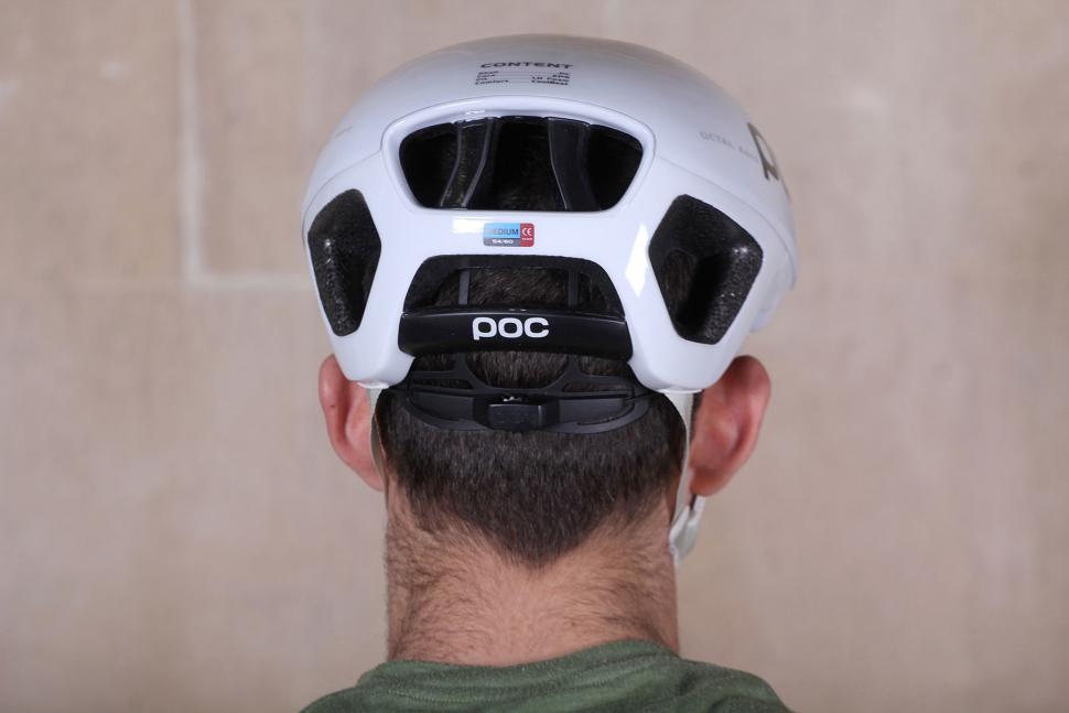 Poc Octal Aero Raceday Helmet - back.jpg