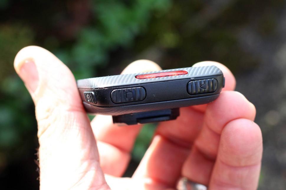 Polar M460 GPS Bike Computer - buttons.jpg
