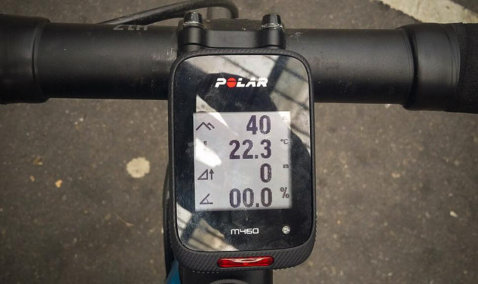 Polar M460 GPS Bike Computer - screen altitude.jpg