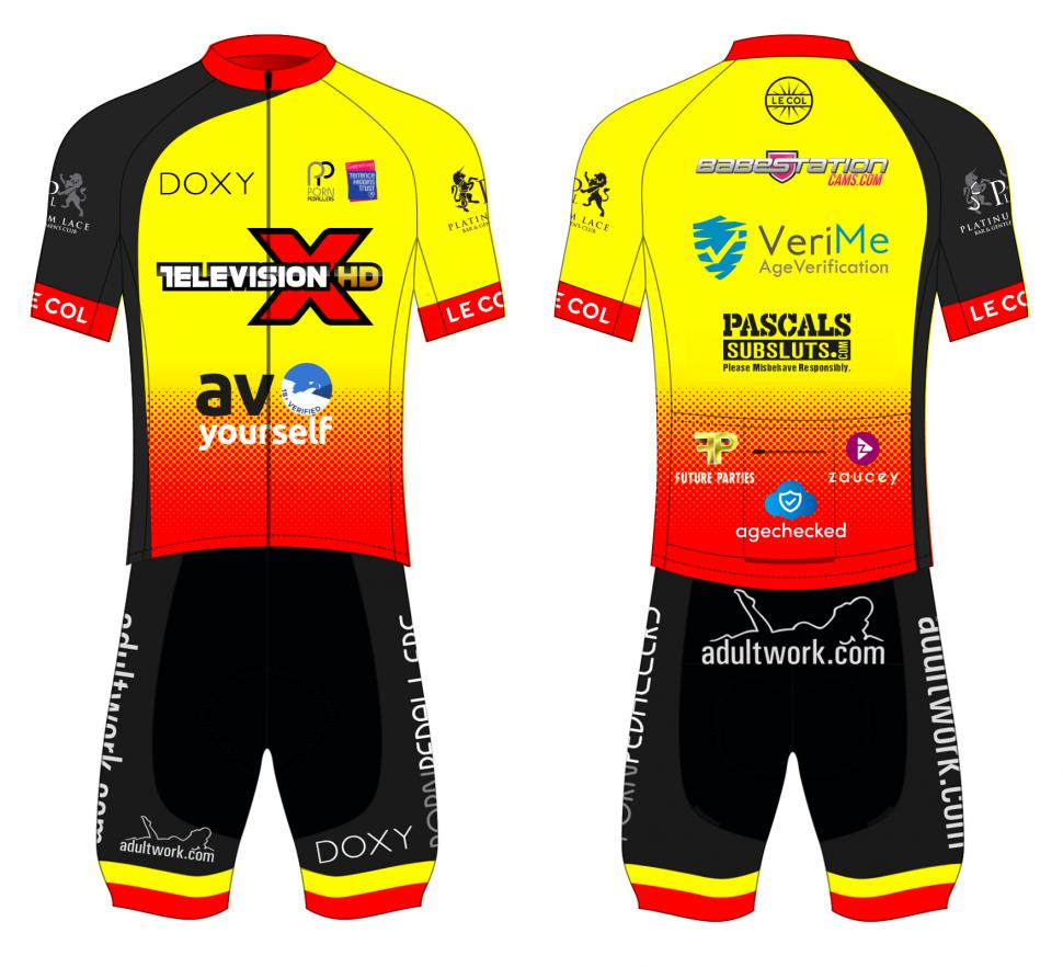 Porn Pedallers kit