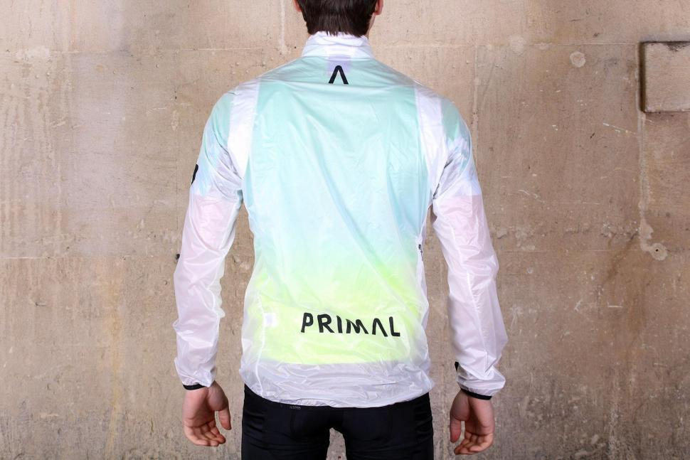 Review: Primal Onyx Men's Clear Rain Jacket | road cc