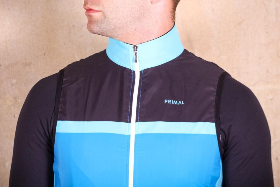 Primal Randonneur Mens 4 Pocket Wind Vest - chest.jpg