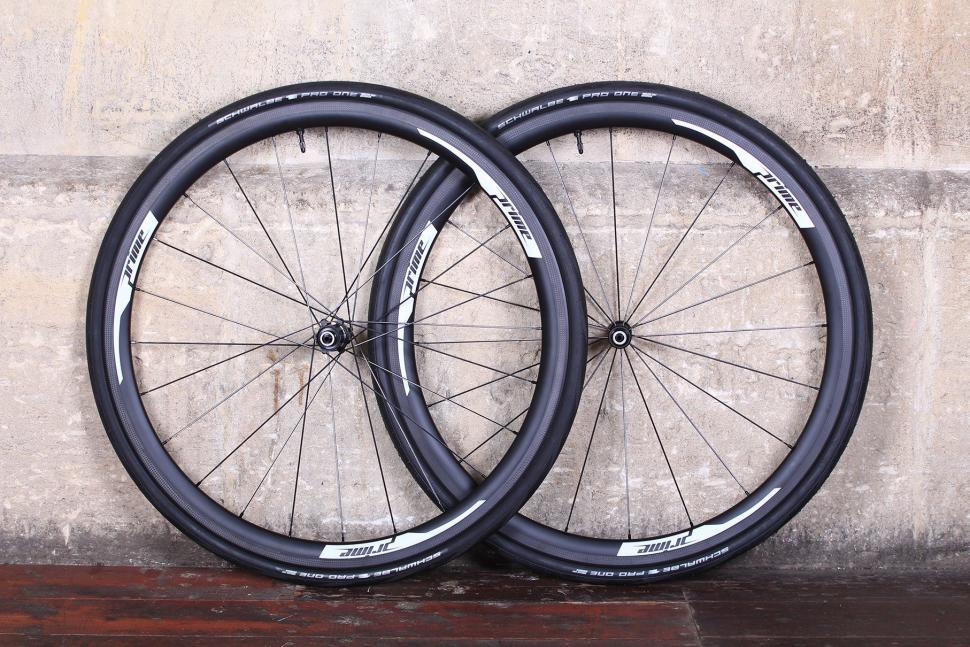 Prime Rp 38 Carbon Clincher Wheelset